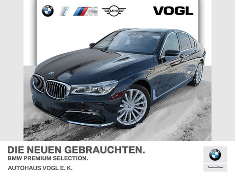 BMW 730 d xDrive Limousine Touch Command