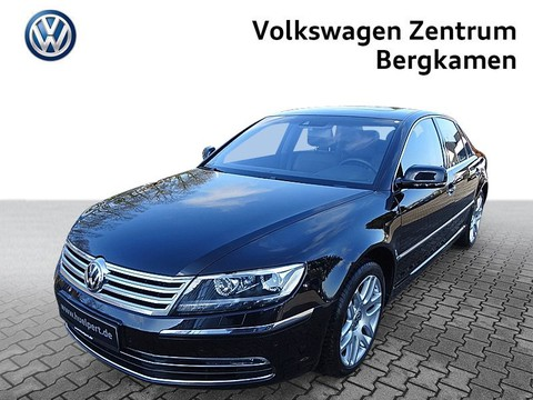 Volkswagen Phaeton V8 EXCLUSIVE PREMIUM ALU19 SideAssist