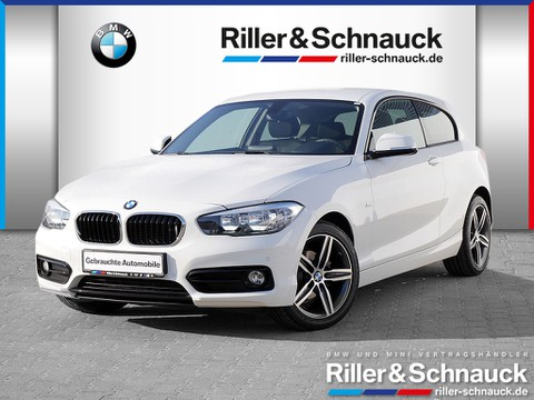 BMW 116 i Sport Line