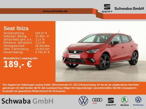 Seat Ibiza 1.0 TSI Black Edition BEATS