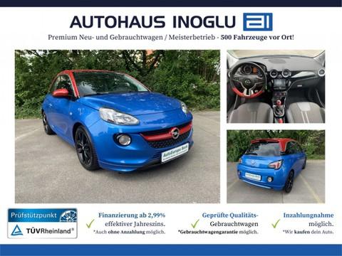 Opel Adam 1.0 120 Jahre Multimedia Lenk aKlima