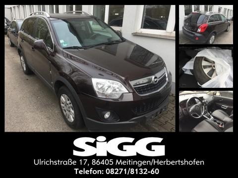 Opel Antara 2.2 Design Ed Na
