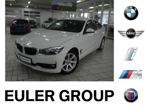 BMW 318 Gran Turismo d Comfort Paket