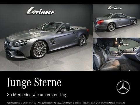 Mercedes-Benz SL 63 AMG AMG SITZKLIMA TV