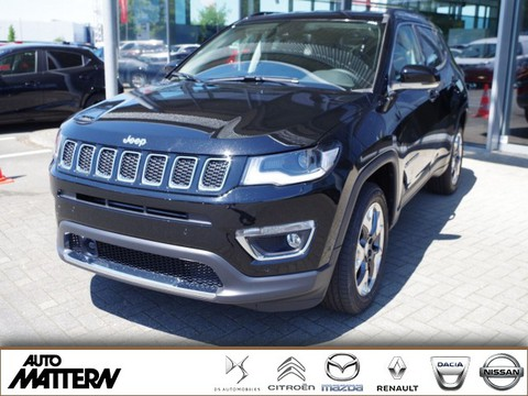 Jeep Compass 1.4 l MultiAir Limited 170PS AT9 MY20