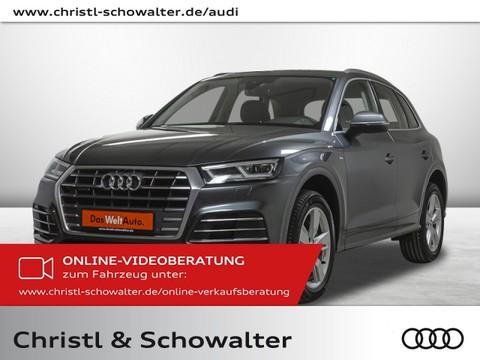 Audi Q5 2.0 TDI quattro S line sport B O