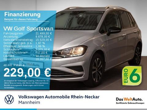 Volkswagen Golf Sportsvan 1.5 TSI IQ DRIVE Automatik 4xAssist