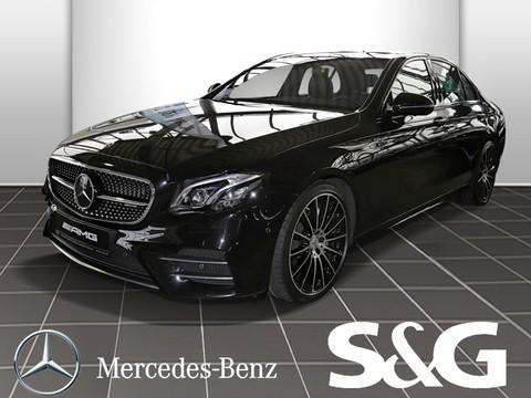 Mercedes-Benz E 43 AMG AMG-Line Park-Paket