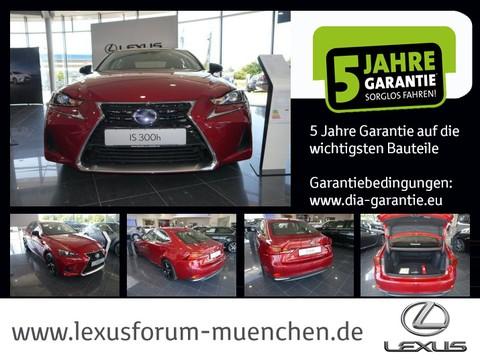 Lexus IS 300 h Sport Line Lexus Safety System