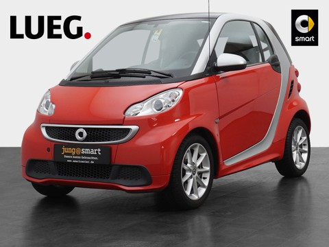 Smart ForTwo passion coupe 52kw mhd