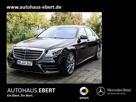 Mercedes S 400 d lang AMG-Line Exklusiv-Paket