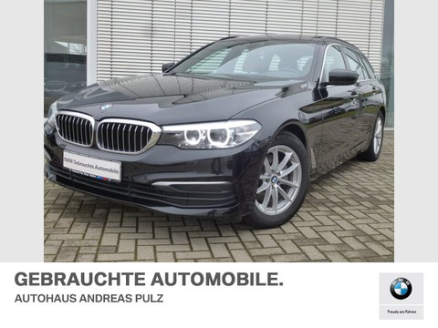 BMW 520 d Komfortsitz
