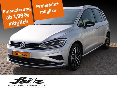 Volkswagen Golf Sportsvan 1.5 TSI VII vorn