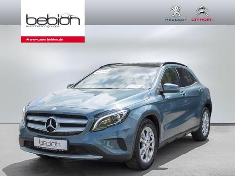 Mercedes GLA 200 Style