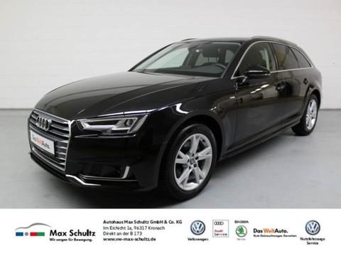 Audi A4 2.0 TDI Avant Sport S-line#####