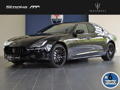Maserati Quattroporte S Q4 GranSport MY18 NERISSIMO