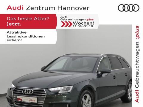 Audi A4 Avant 40 TDI quattro sport