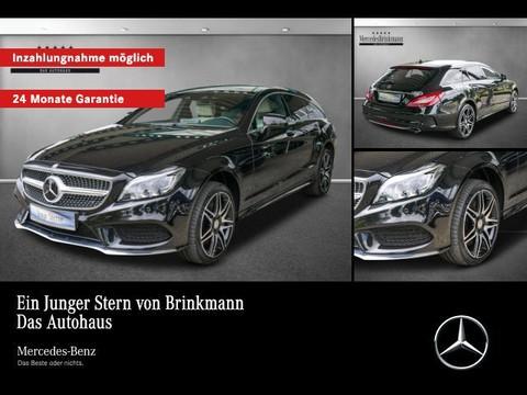 Mercedes CLS Shooting Brake 0.2 (BM 218)(1012->)