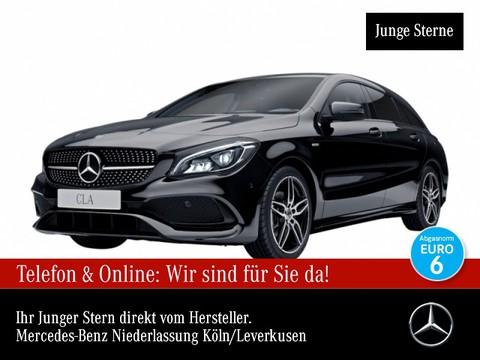 Mercedes-Benz CLA 200 d SB AMG Night