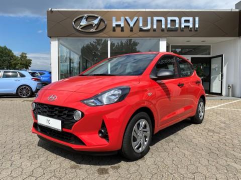 Hyundai i10 1.0 Pure EU6d-T NOTBREMS LIMITER