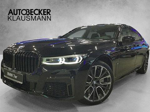 BMW 745 e Limousine M Sportpaket Touch Command