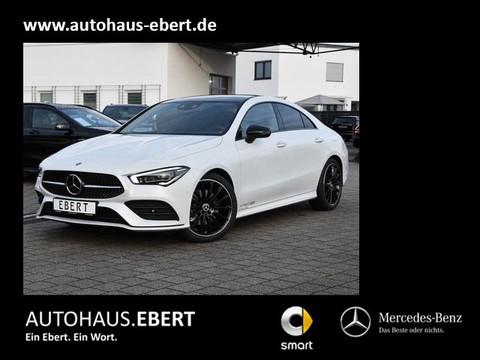 Mercedes-Benz CLA 220 d Coupé AMG-Line PSD