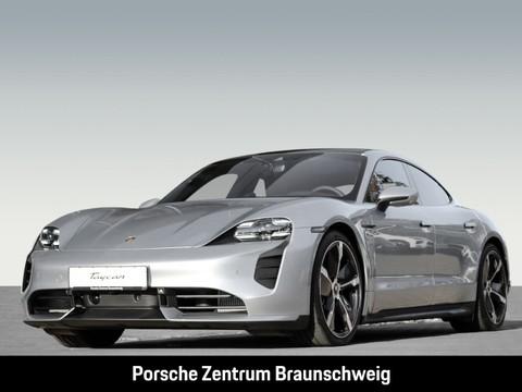 Porsche Taycan Turbo Sport Design Burmester