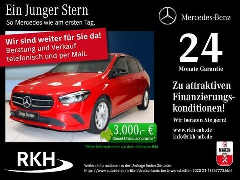 Mercedes-Benz B 180 Progressive Night-Paket Prem
