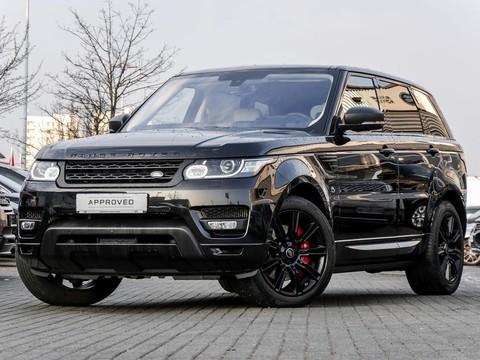 Land Rover Range Rover Sport SDV8 HSE Dynamic Sitze