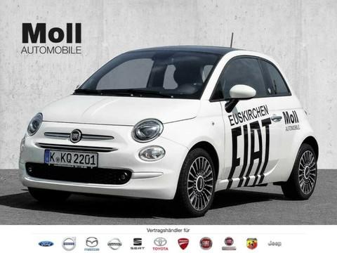 Fiat 500 Hybrid - City