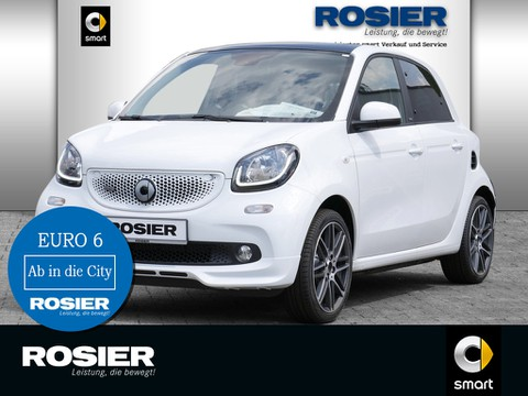 smart ForFour undefined
