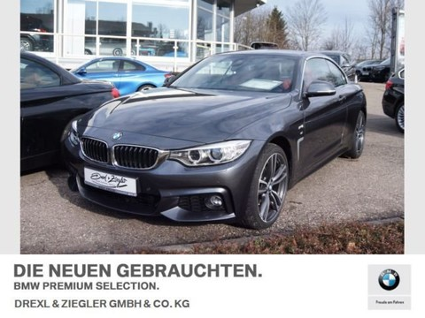 BMW 428 i xDrive Cabrio M Sportpaket HiFi