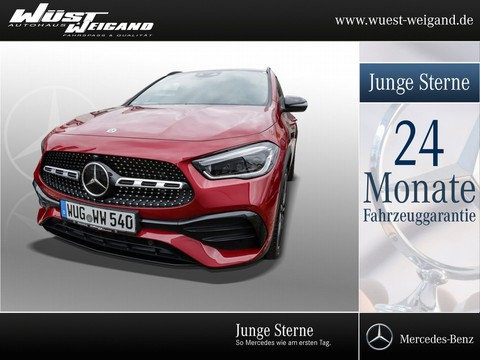 Mercedes-Benz GLA 220 d AMG-Line MBUX Panoda