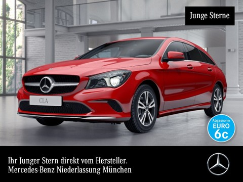 Mercedes-Benz CLA 220 d SB SpurPak