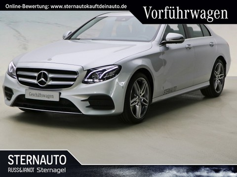 Mercedes E 250 AMG Line Avantgarde Business
