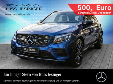 Mercedes-Benz GLC 43 AMG NIGHT-PAKET °