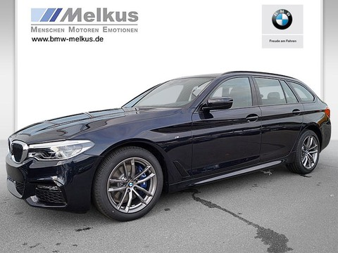 BMW 520 d - M-SPORTPAKET - MILD HYBRID - -
