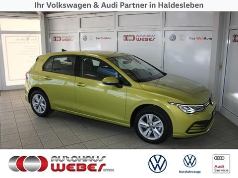 Volkswagen Golf 1.5 l TSI VIII LIFE DICOVER PRO