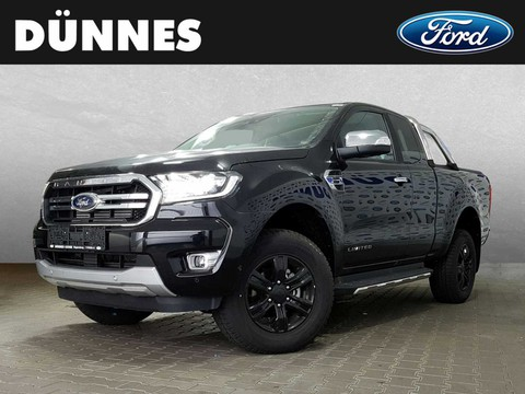 Ford Ranger Extrakabine Limited