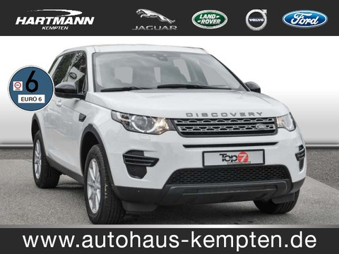 Land Rover Discovery Sport 2.0 TD4 Pure StartStopp