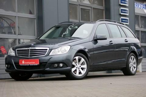 Mercedes-Benz C 250 T abklappbar EASY-PACK