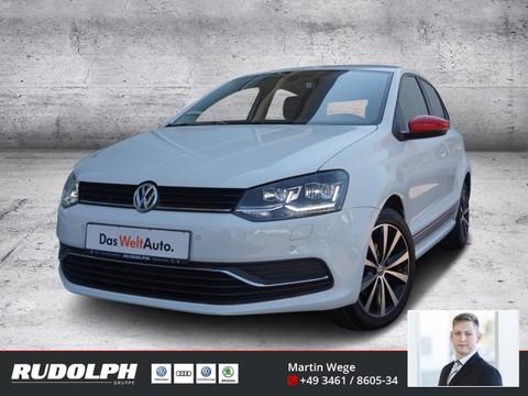 Volkswagen Polo 1.2 TSI beats