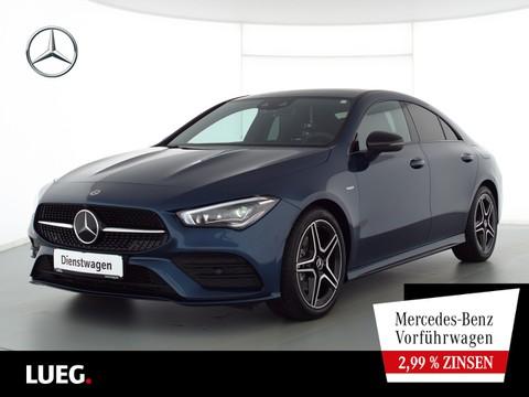 Mercedes-Benz CLA 200 d EDITION20 AMG ° FAHRASS