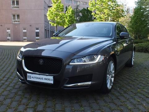 Jaguar XF Prestige Autom360 Grad E Sitze Care Pakett