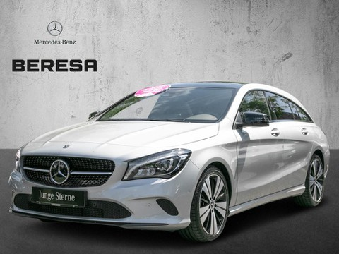 Mercedes CLA 200 d SB Night