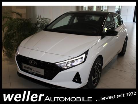 Hyundai i20 1.0 T-GDI NEW INTRO Navipaket Pluspaket Dachlackierung