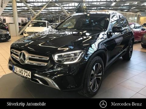 Mercedes-Benz GLC 200 EXCLUSIVE INNEN MBUX