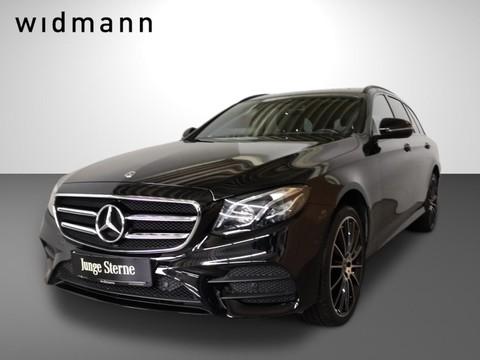 Mercedes-Benz E 400 d T AMG Night