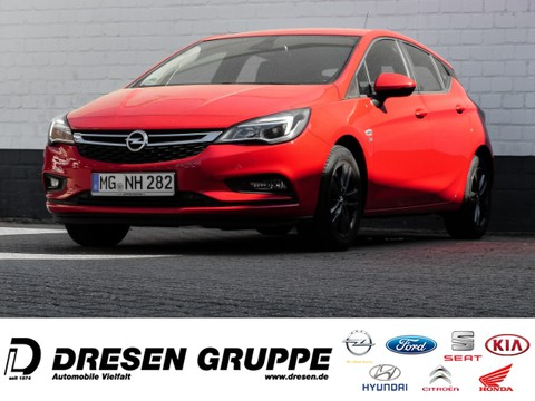 Opel Astra K 120 AppleCarPlay Sitz
