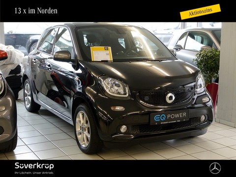 smart ForFour electric drive EINPARK
